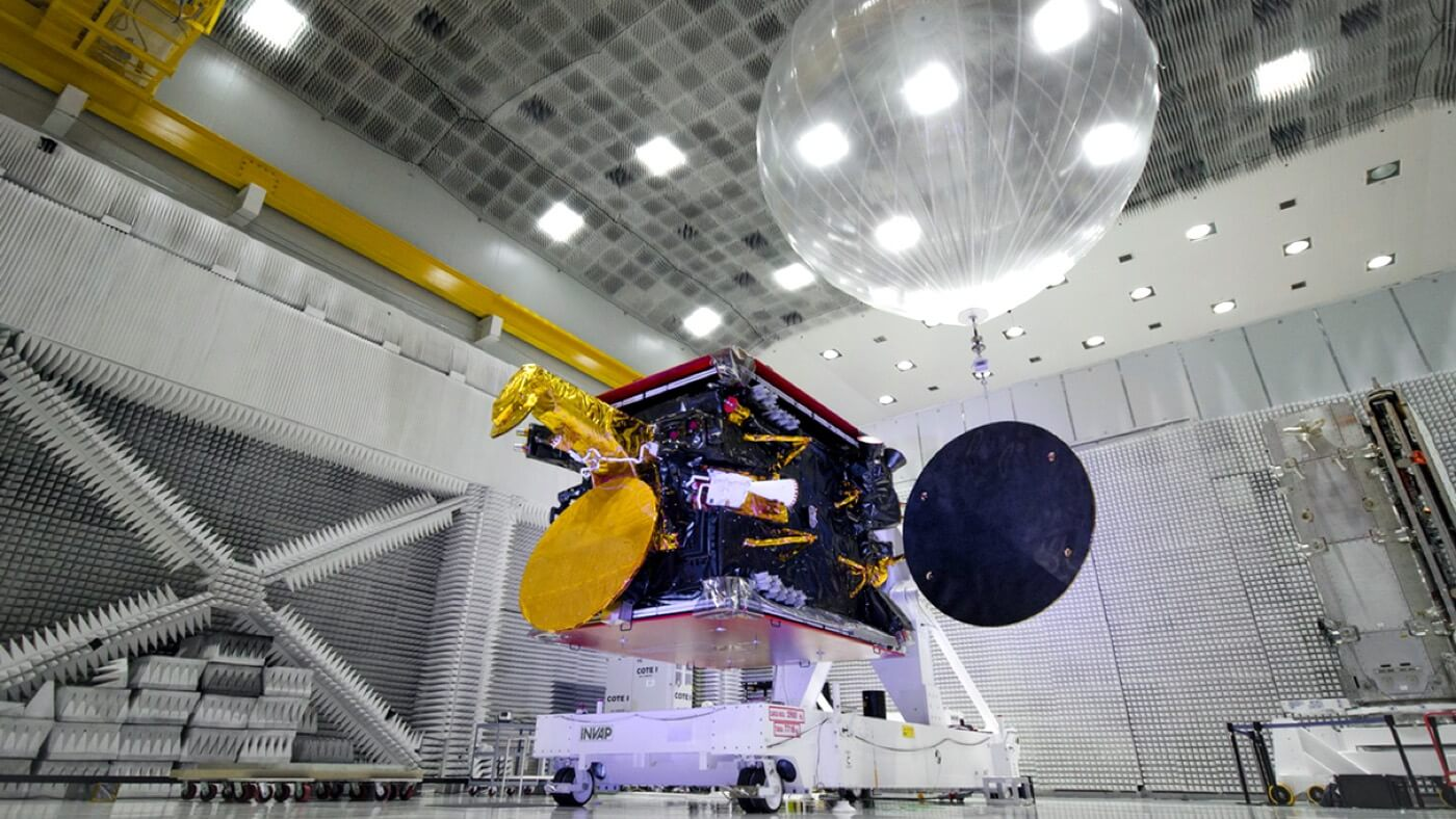 GSATCOM Satellite